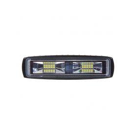 WL-813 LED světlo obdélníkové, 20x1W, ECE R10 Pracovní světla a rampy