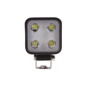 WL-830R23 LED světlo hranaté, 4x3W, ECE R10/R23 Pracovní světla a rampy