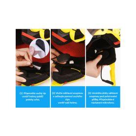 Držáky mobilních telefonů  1-r1650 GOOSENECK (230 mm) univerzální úchyt