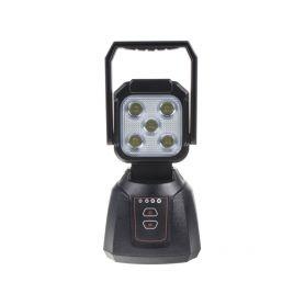 WL-LI17 AKU LED světlo s magnetem, 5x3W, 205x110mm Halogenová + HID světla
