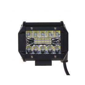 WL-8560 LED světlo, 20x3W, ECE R10 99x65x91 mm Pracovní světla a rampy