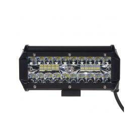 WL-85120 LED rampa, 40x3W, ECE R10 167x91x65 mm Pracovní světla a rampy