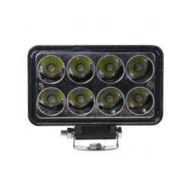 WL-832 LED světlo obdélníkové, 8x3W, ECE R10 150 x 90 mm Pracovní světla a rampy