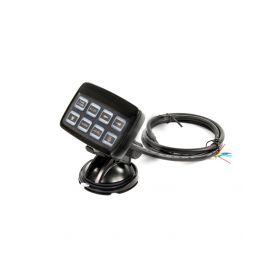 JULUEN SW830-2 multifunkční ovládací panel k LED lampám a alejím - 1