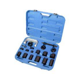QUATROS QS12011 Stahovák kulových čepů a brzdových čelistí, 21 kusů Svěráky a stahováky