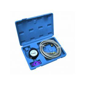 QUATROS Tester tlaku průchodnosti výfukových plynů, katalyzátoru QUATROS