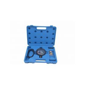 QUATROS QS30190 Vakuometr + tester tlaku a podtlaku paliva Testery