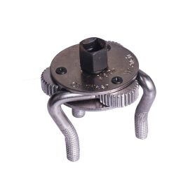 QUATROS QS60033 Klíč na olejový filtr samostavitelný tříramenný 63 - 102 mm Klíče