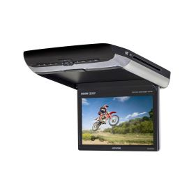 "Alpine Alpine 10.1"" WSVGA OVERHEAD MONITOR WITH DVD PLAYER"