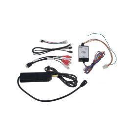 CarClever Connects2 - ovládání USB zařízení OEM rádiem BMWnew/AUX vstup 1-55usbbm007