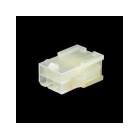 25M06M Molex 6-zásuvka, samec Plastové zásuvky