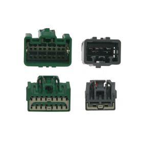 SOT-981 Kabeláž pro HF PARROT/OEM Volvo S80 07-, V70 07-, XC60 08- Adaptéry pro HF sady