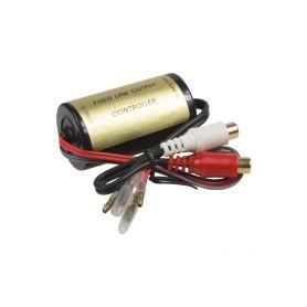 PC1-603 2 kanálová redukce repro/CINCH samice Odrušovací filtry/převodníky