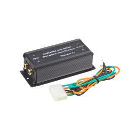 PC1-604 2 kanálová redukce repro/CINCH 5:1 Odrušovací filtry/převodníky