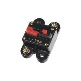 BK70A Jistič napájecích obvodů 70 A 12V Pracovní pojistky, jističe
