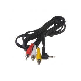 PC7-202 Propojovací kabel Jack 3,5mm/3xCINCH Universální redukce