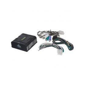 PC9-427 METRA 4 kanálová redukce repro/CINCH nastavitelná Adaptéry pro aktivní systémy