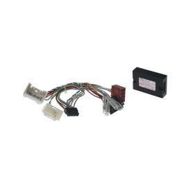 52HMT01 Adaptér ovl. volantu Mitsubishi Outlander s Rockford Fosgate zesilovačem Ovládání z vol. active