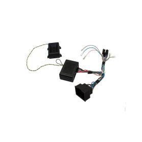 52HVX01 Adaptér ovl. volantu + displej Opel Astra, Meriva, Zafira, Mokka 2010- Ovládání z vol. + OEM displ