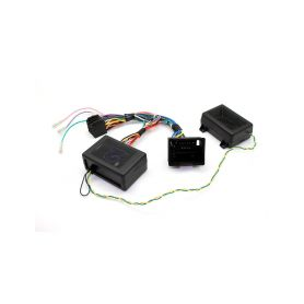 52HVX02 Adaptér ovl. volantu + displej Opel Insignia 2009- Ovládání z vol. + OEM displ