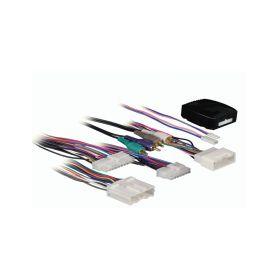 27012 Active syst. adapt. pro Mitsubishi s Rockford Fosgate systémem 06-08 Adaptéry pro aktivní systémy