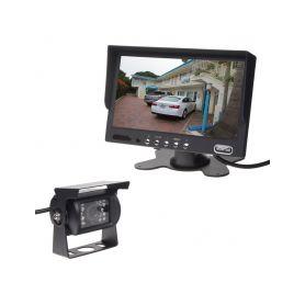 """SE667 Parkovací kamera s 7"""" monitorem Parkovací sady"""