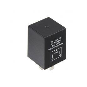 46050 přerušovač blinkrů LED, 12V, 1-10A pro evropské vozy Přerušovače blinkrů