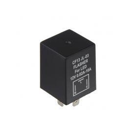 46052 Přerušovač blinkrů LED, 12V, 0,02-10A pro japonské vozy Přerušovače blinkrů