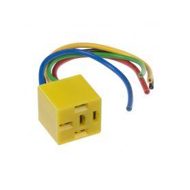 Izolované konektory  1-4001605 4001605 Kabelová vidlička M6 modrá, 100 ks