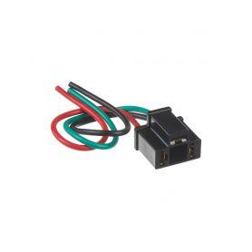 Izolované konektory  1-4001702 4001702 Kabelový kolík 1,9 mm modrý, 100 ks