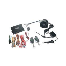 SPY22 SPY 2-WAY CAR autoalarm, 2 x LCD ovladač Dvojcestné alarmy