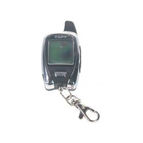 SPY 2-WAY CAR autoalarm, 2 x LCD ovladač 1-spy22