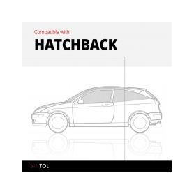 SIXTOL Vana do kufru gumová Nissan Juke Facelift (F15) (14-) SIXTOL 4-hbc98737