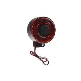 KF109/24V Signalizace couvání s výstražným světlem 24V Signalizace couvání a sirény