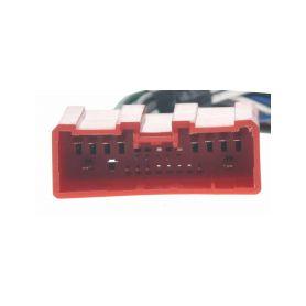 CarClever Connects2 - ovládání USB zařízení OEM rádiem Toyota, Citroën, Peugeot/AUX vstup 1-55usbty003