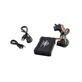 55USBSU001 Connects2 - ovládání USB zařízení OEM rádiem Subaru/AUX vstup USB adaptéry Connects2