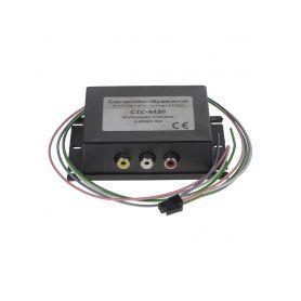 MI095 adaptér A/V vstup pro OEM navigaci BMW CCC/CIC/E65 OEM ostatní