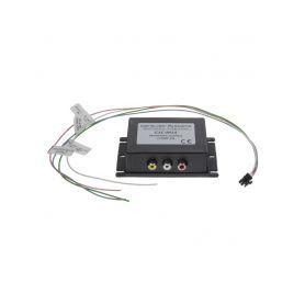 MI097 adaptér A/V vstup pro OEM navigaci Landrover OEM ostatní