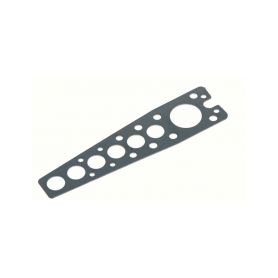 ISO - FAKRA piny, plasty  1-25055-7 25055/7 MOST 12-pinový plast konektoru zelený pro VW 2011-