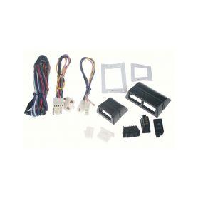 ISO - FAKRA piny, plasty  1-25055-8 25055/8 MOST 12-pinový plast konektoru modrý pro VW 2011-