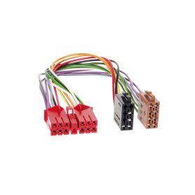 Univerzální ISO adaptéry  1-22008 22008 Konektor ISO - ASIA Škoda, Fiat, Opel...