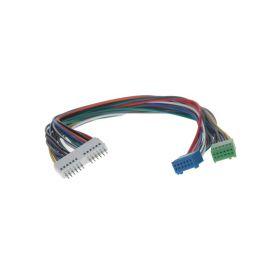 32508NEW Prodlužovací kabel 24 pól MOST/MOST new ISO/RCA redukce