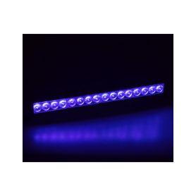 KF052BLUE x LED světelná alej, 16x LED 1W, modrá 380mm Vnitřní