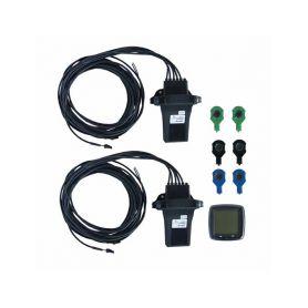 FBSN-6RF Parkovací systém zadní (4 čidla) + přední (2 čidla) + displej S displejem