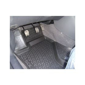 SIXTOL HBC98618 Gumové koberce Ford Tourneo Custom (pouze přední) (12-) (3D) Auto koberce Ford