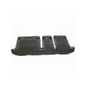 SIXTOL HBC98719 Gumové koberce Nissan Pathfinder IV (R52) (třetí řada sedadel) (12-) (3D) Auto koberce Nissan