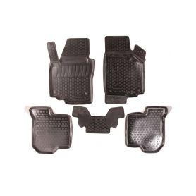 SIXTOL Gumové koberce Seat Altea Freetrack (5P) (07-) (2D) SIXTOL