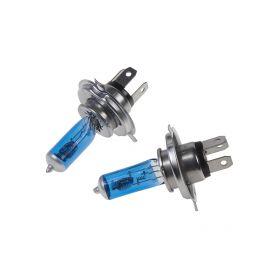 924H42B x Halogen. žárovka 24V s paticí H4, Blue white 4300K, 100/90W Halogenové žárovky 24V