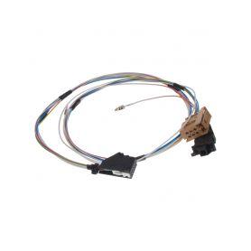 MINI-LED žárovky  1-95301red Mini LED B8,5 červená/3SMD 95301red