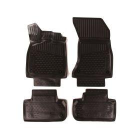 SIXTOL 3D Gumové koberce AUDI Q5, 2017-, SUV, Evropa SIXTOL 4-hbc10710